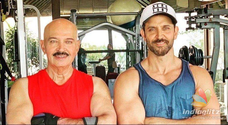 Modi prays for health of Bollywood heros father