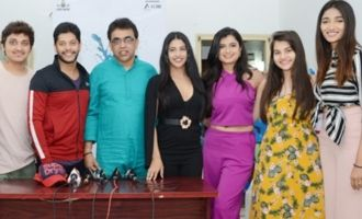 'Husharu' Press Meet