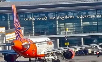 Hyderabad airport undergoes changes in Covid times; Find out how!