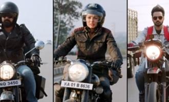 'Idhe Maa Katha' Trailer: Four racers jet off to Ladakh