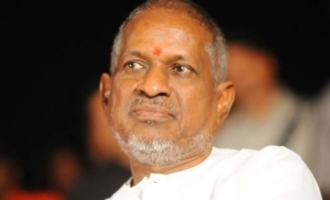 Ilayaraja complaints on LV Prasad grandson