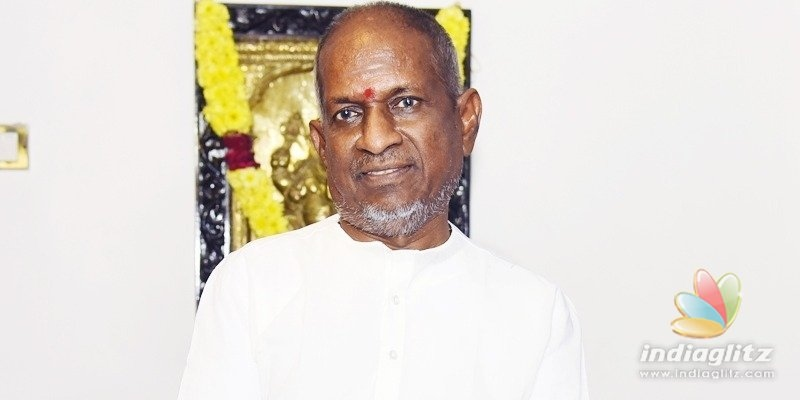 Prasad Studio has damaged my equipment, says Ilaiyaraaja in police complaint