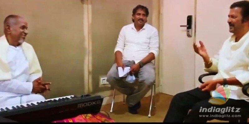 Son Of India: Ilayaraja remixes Raghuveera Gadhyam