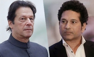Pak PM's spl assistant thinks Sachin is Imran Khan!
