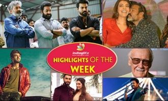 IndiaGlitz - Highlights Of The Week