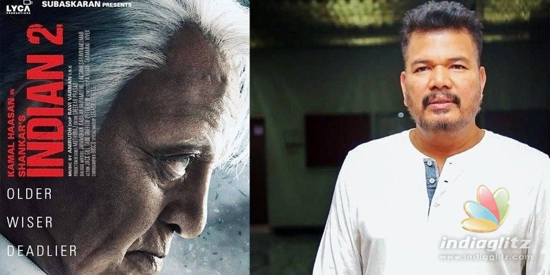 Indian 2 lands in HC as Lyca says Shankar has spent Rs 180 Cr already