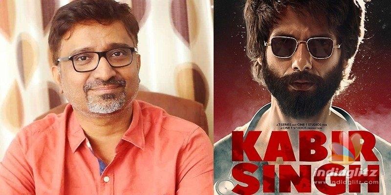Indraganti denies wading into Kabir Singh controversy