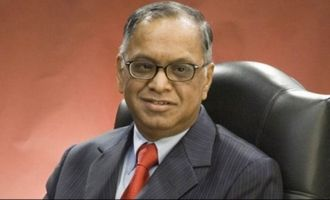 Modi has controlled corruption: Infosys Narayana Murthy
