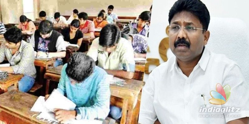 AP Education Minister says Intermediate exams are on, slams Opposition