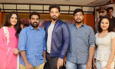 'Inthalo Ennenni Vinthalo' Press Meet