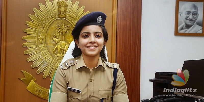 Young IPS officer solves rape case by going to Saudi
