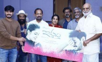 Raghavendra Rao unveils 'Ishtam' first look