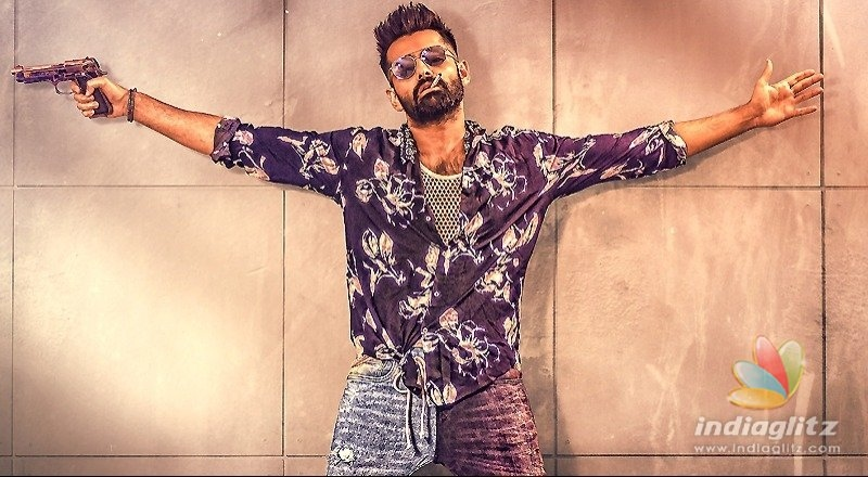 Ram starts shooting for 'iSmart Shankar' songs