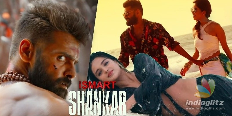 iSmart Shankar Trailer: Unstoppable Shankar & a sim