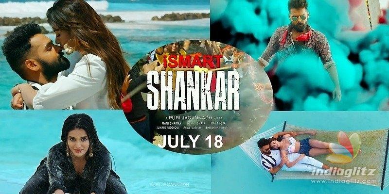 iSmart Shankar 2nd Trailer: No-holds-barred