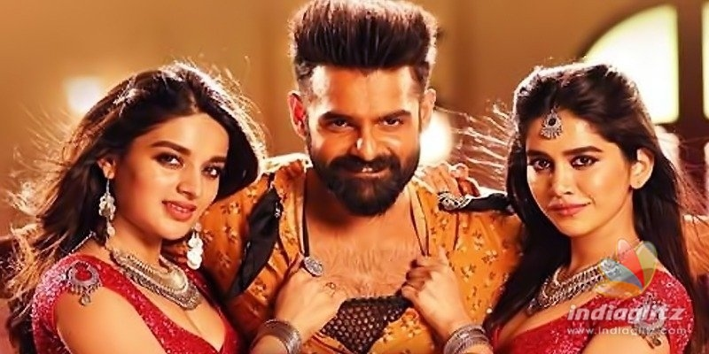iSmart Shankar' grosses Rs 25 Cr in two days: Makers