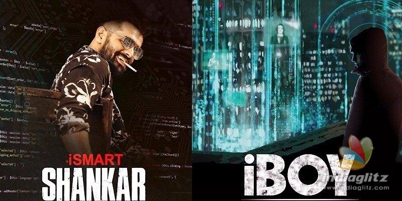 iSmart Shankar has similarities with iBoy?