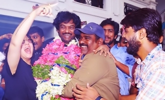 'ismart Shankar' Success Celebrations