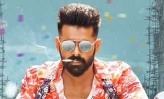 'iSmart Shankar' title song clocks 100M views!