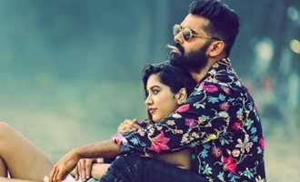 'iSmart Shankar' team shoots in Maldives