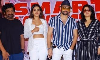 'ismart Shankar' Success Meet