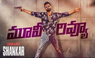 iSmart Shankar Movie Review