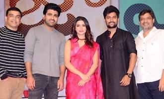 'Jaanu' Pre Release