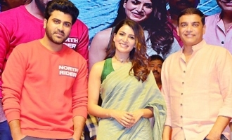 'Jaanu' Pre Release At Vizag