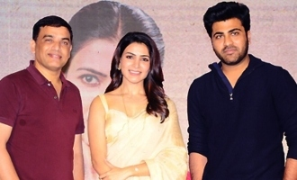 'Jaanu' Trailer Launch