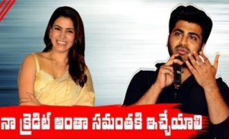 That's why I accepted Jaanu: Sharwanand