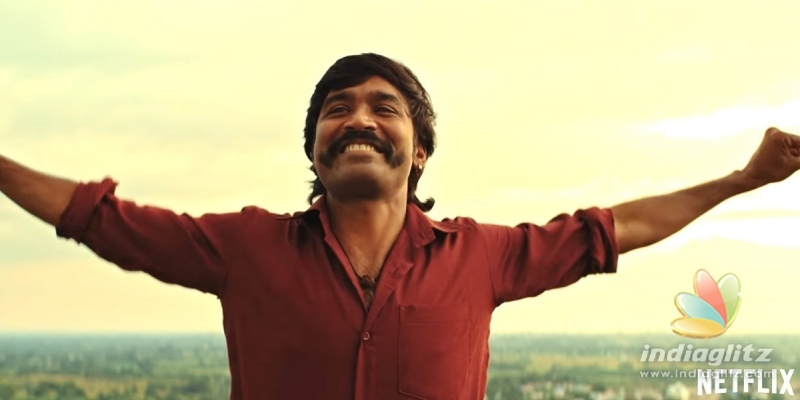 Jagame Thandhiram Trailer: Riveting, promising gangster flick