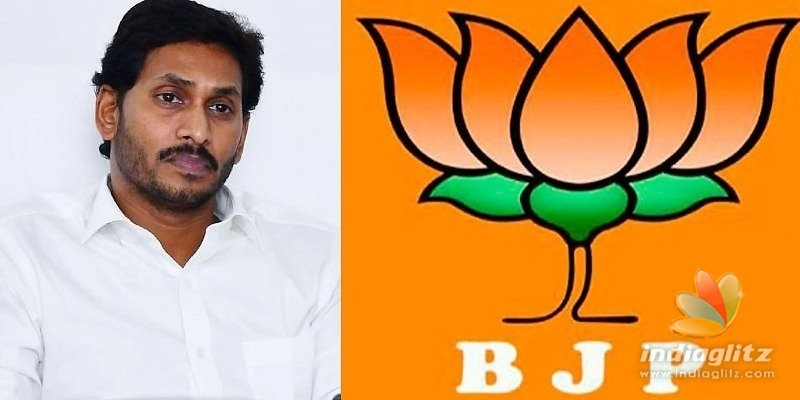 BJP goes after Jagan for being anti-Hindu