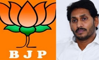 BJP goes after Jagan for being 'anti-Hindu'