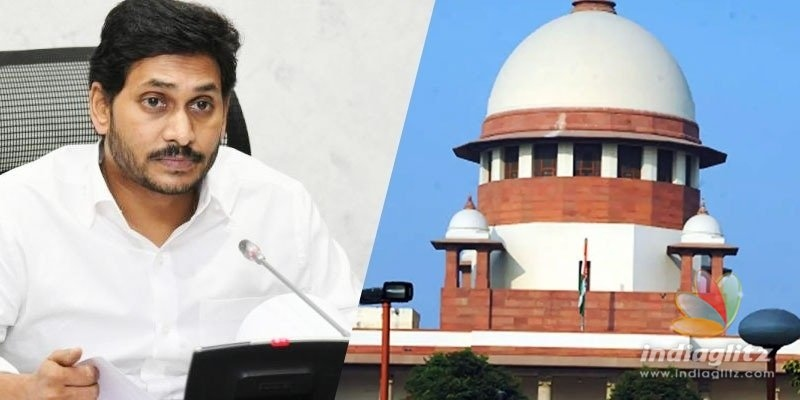 Setback to Jagan as Supreme Court doesnt order stay over three capitals