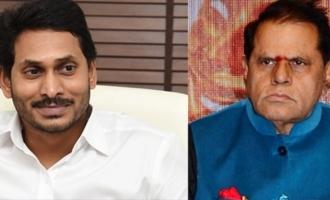 వైఎస్ జగన్తో టిఎస్సార్ భేటీ.. చేరిక ఎప్పుడో..!