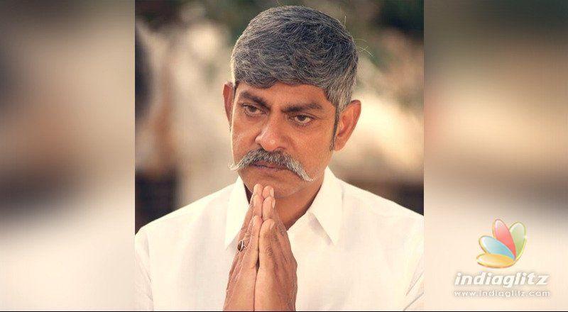 Jagapathi looks Seema-bidda as Raja Reddy