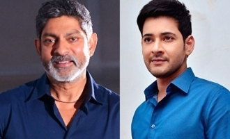 Jagapathi in Mahesh's film & his character