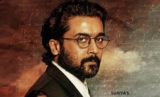 Suriya's 'Jai Bhim' Teaser is out; Release date locked