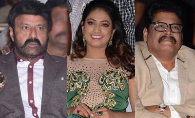 'Jai Simha' Audio Launch (Set-2)