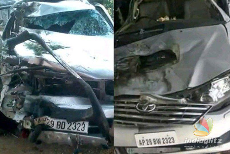Harikrishna & Janakirams cars have a jinxed number