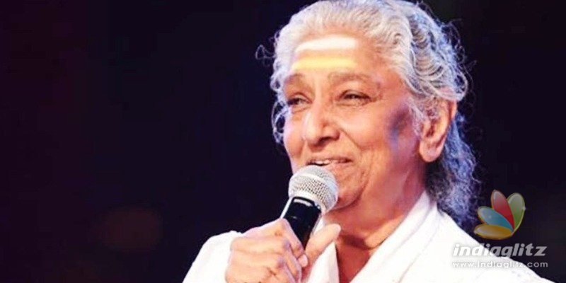 Singer S Janaki reacts to silly rumours about her death
