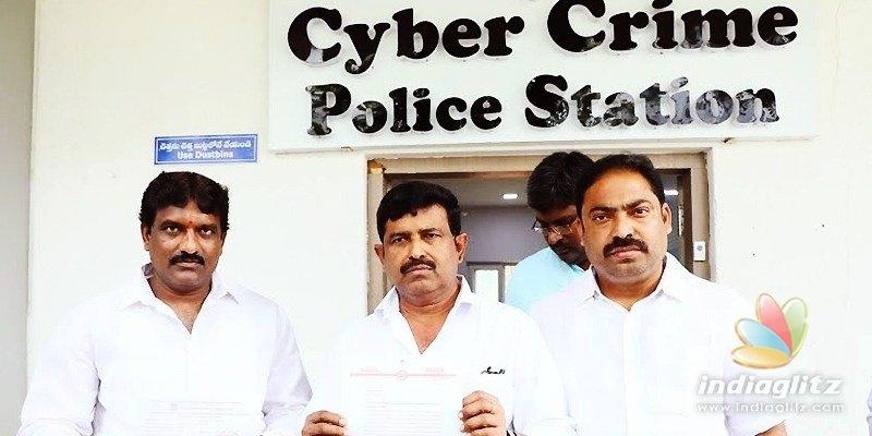 Jana Sena lodges complaint against YCPs birthday gifts propaganda