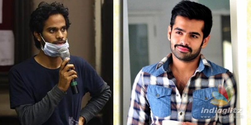 Jathi Ratnalu Anudeep to direct Ram Pothineni in his next