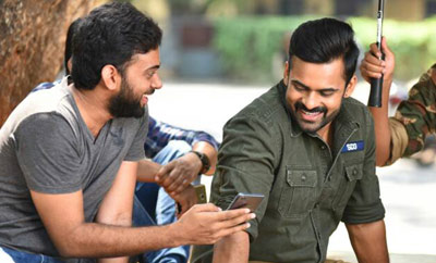 'Jawaan' On Location