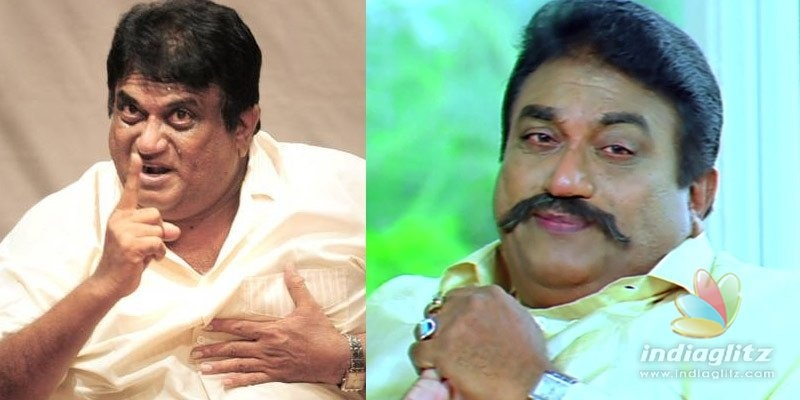 Actor Jayaprakash Reddy passes away due to cardiac arrest