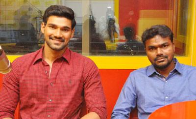 'Jaya Janaki Nayaka' Team @ Radio Mirchi