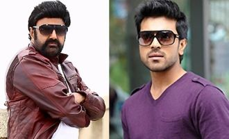 Balakrishna's pair as Jayalalitha, Ram Charan's villain as MGR