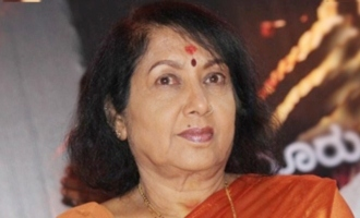 Veteran actress Jayanthi put on ventilator in Bengaluru hospital