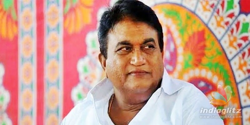 TV channels reportage of Jayaprakash Reddys death is undignified