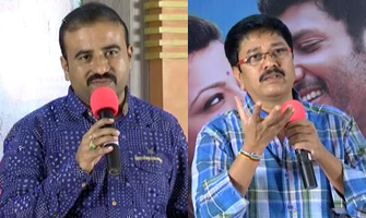 'Jayasurya' Press Meet